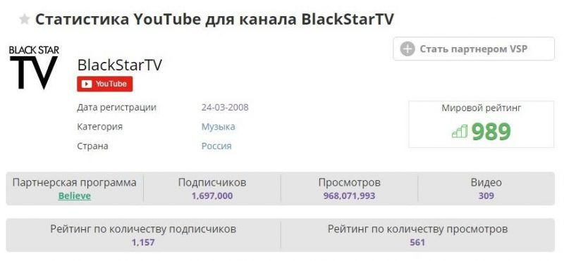 black star tv