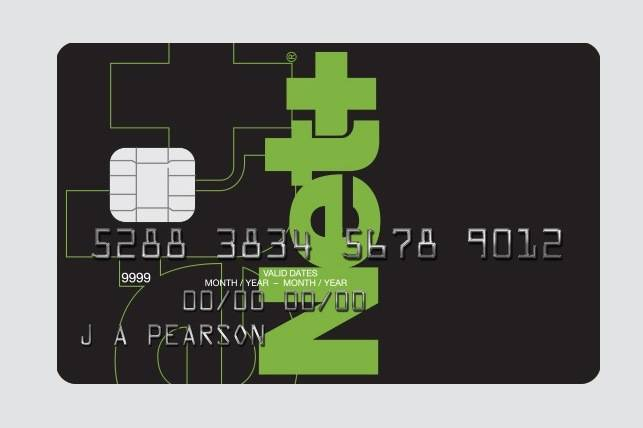 Платежная карта Neteller