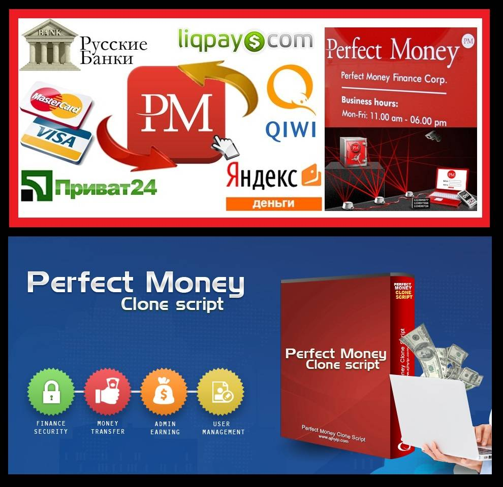 Обзор платежной системы Perfect Money