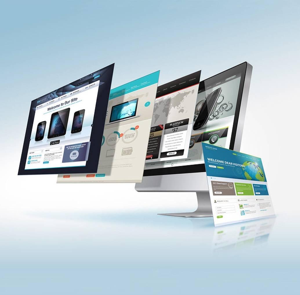 Создание веб сайты онлайн создание сайта на вордпресс книга