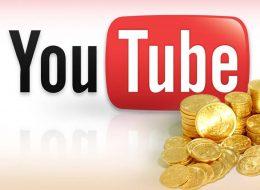 Что влияет на доход на Youtube