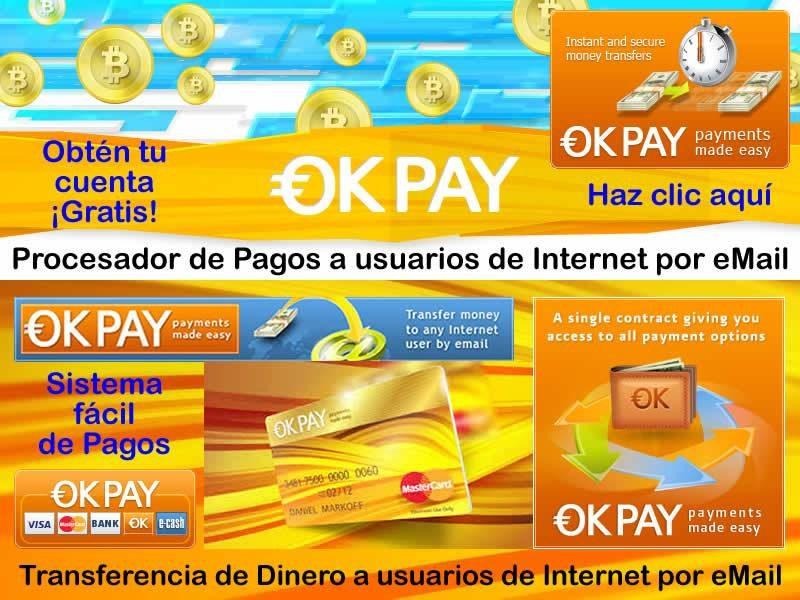 Обзор платежной системы Okpay