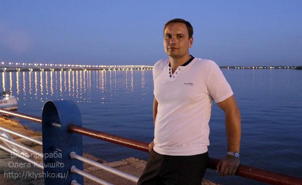 Олег Клышко