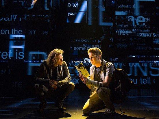 Спектакль Dear Evan Hansen («Дорогой Эван Хэнсен») на Бродвее