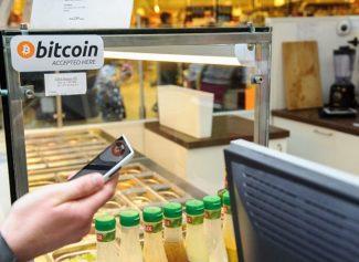 Магазин с оплатой биткоинами