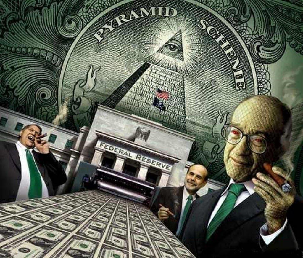 Криптовалюта против финансовой системы