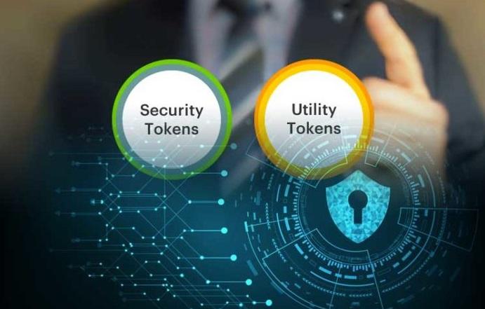 Utility и Security токены