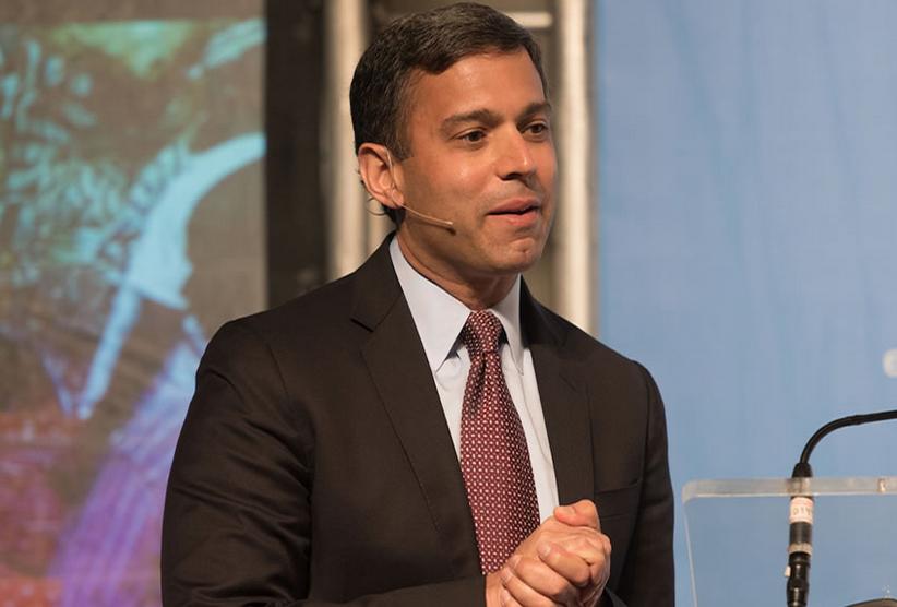 Викрам Маншарамани, профессор Гарвардского университета