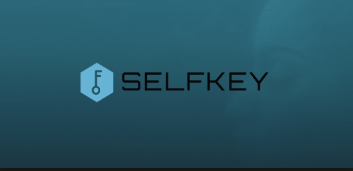 Лого криптовалюты KEY