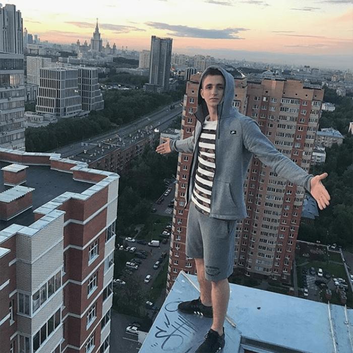 Блогер Михаил Литвин