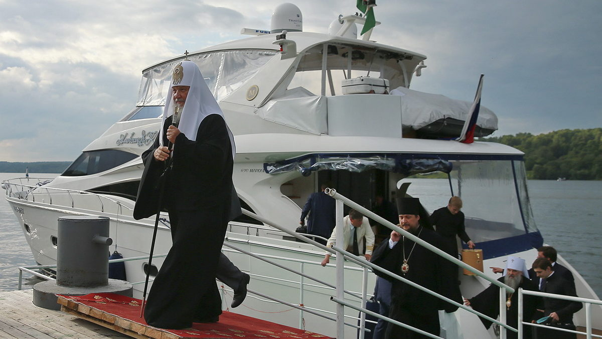 Яхта «Паллада»