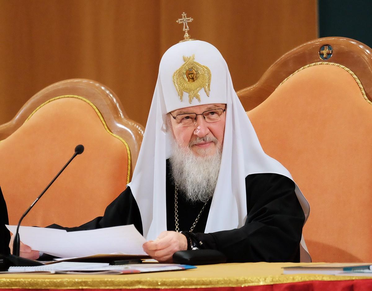 Владимир Гундяев (патриарх Московский)