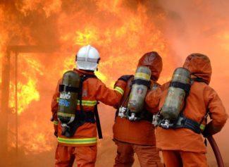 Сколько зарабатывают пожарные