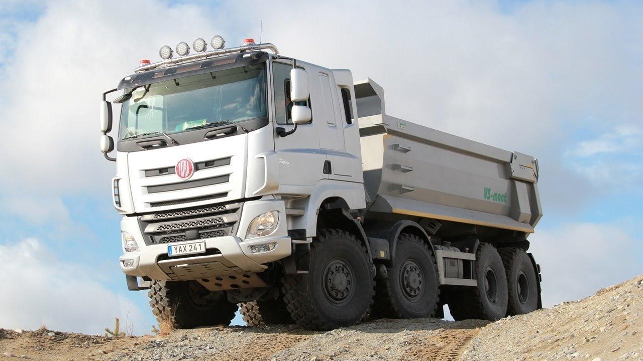 Tatra Phoenix T158-8P5R36.341