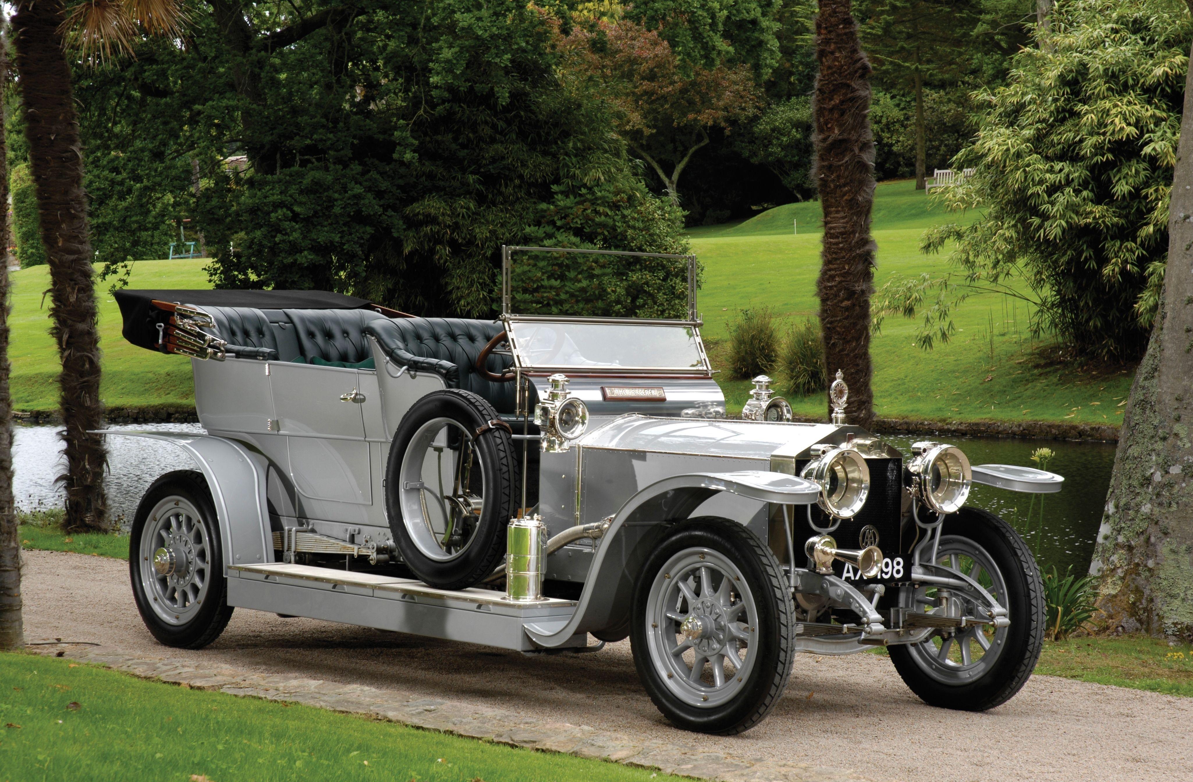 Rolls-Royce 40/50 Silver Ghost