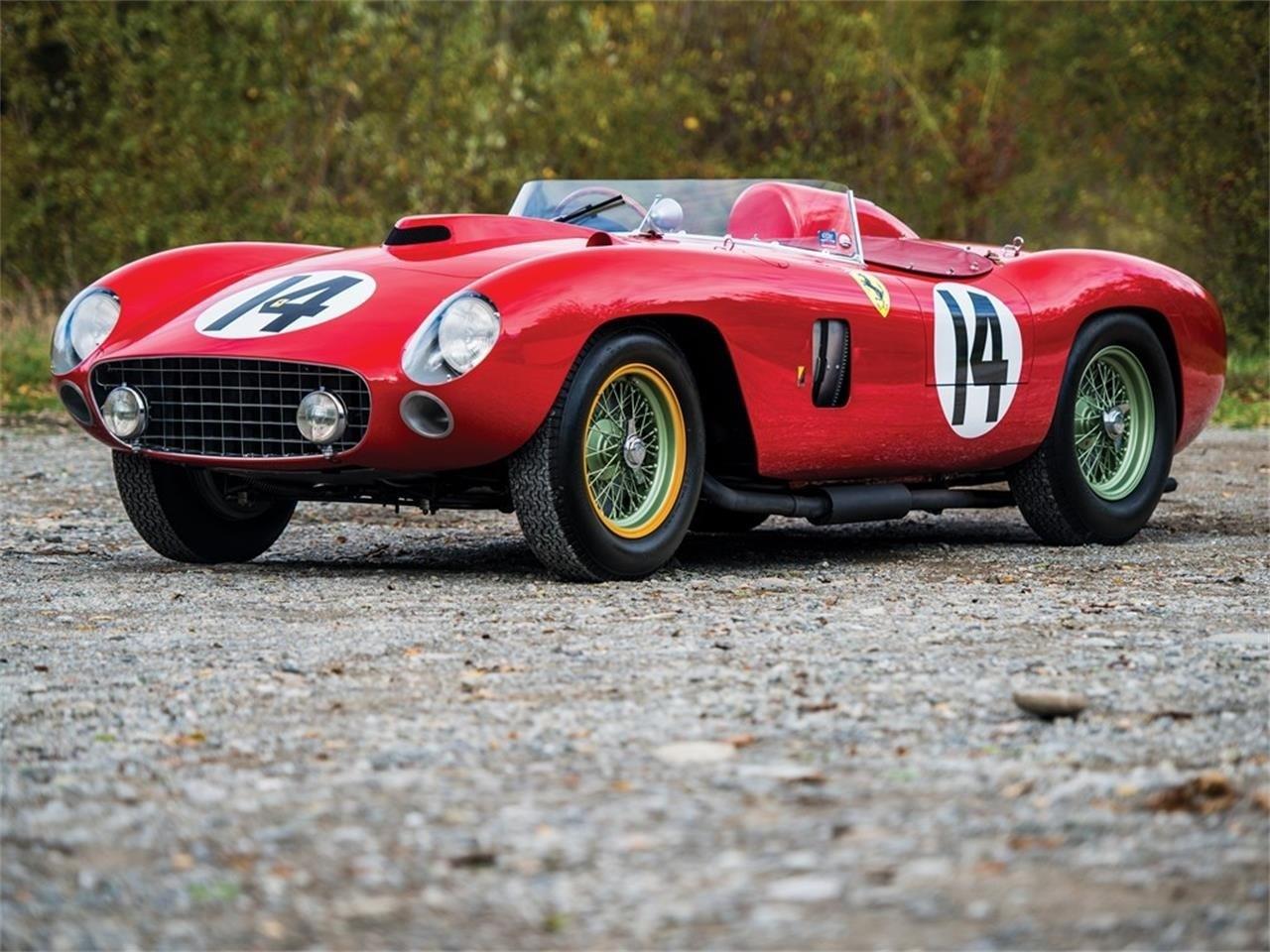 Ferrari 290 MM Scaglietti Spider