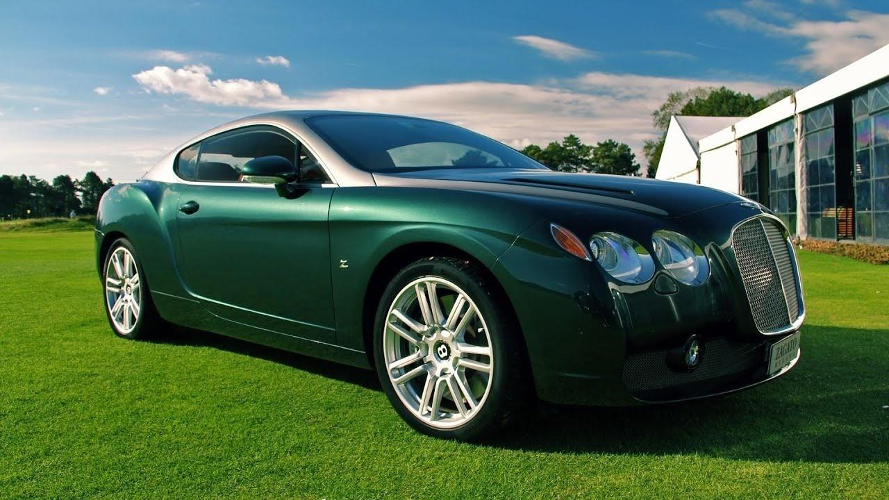 Bentley Continental GTZ Zagato Special Edition