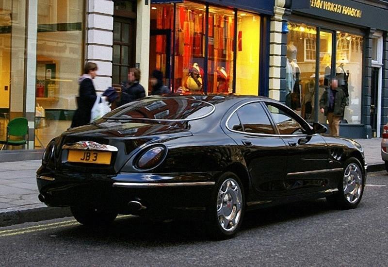 Bentley Highlander (Tornado)