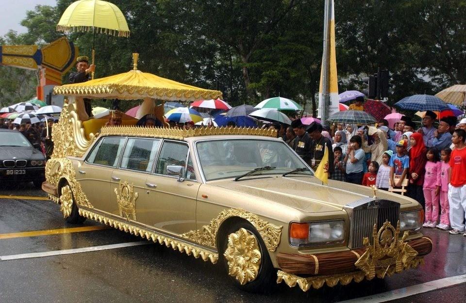 Royce Silver Spur Limousine