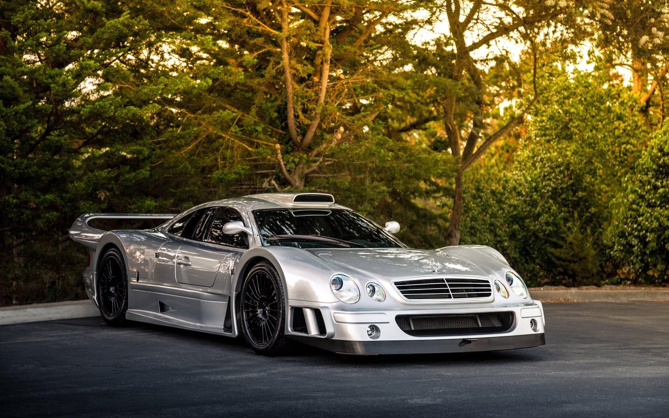 Mercedes-Benz CLK GTR AMG Coupe