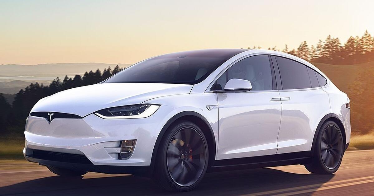 Tesla Model X Performance with Ludicrous Mode