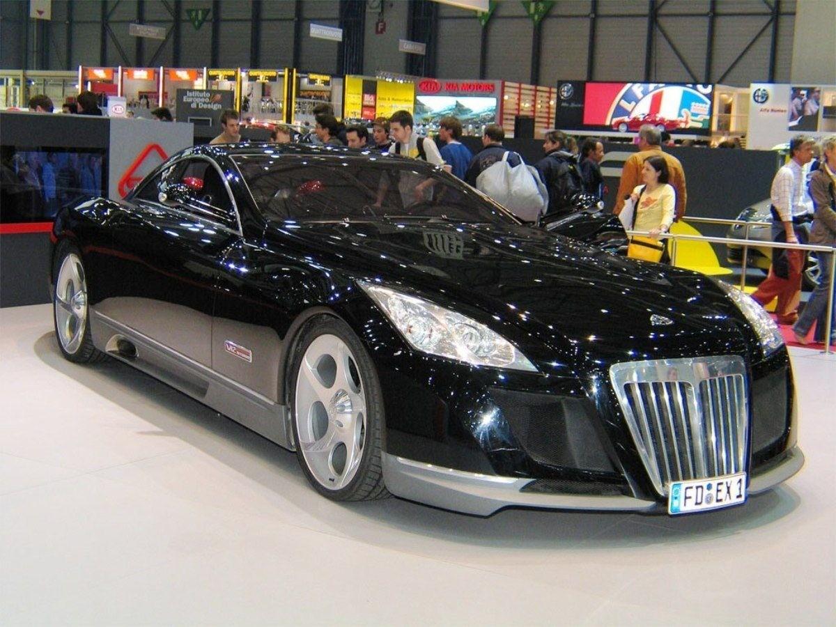 Mercedes-Benz Maybach Exelero