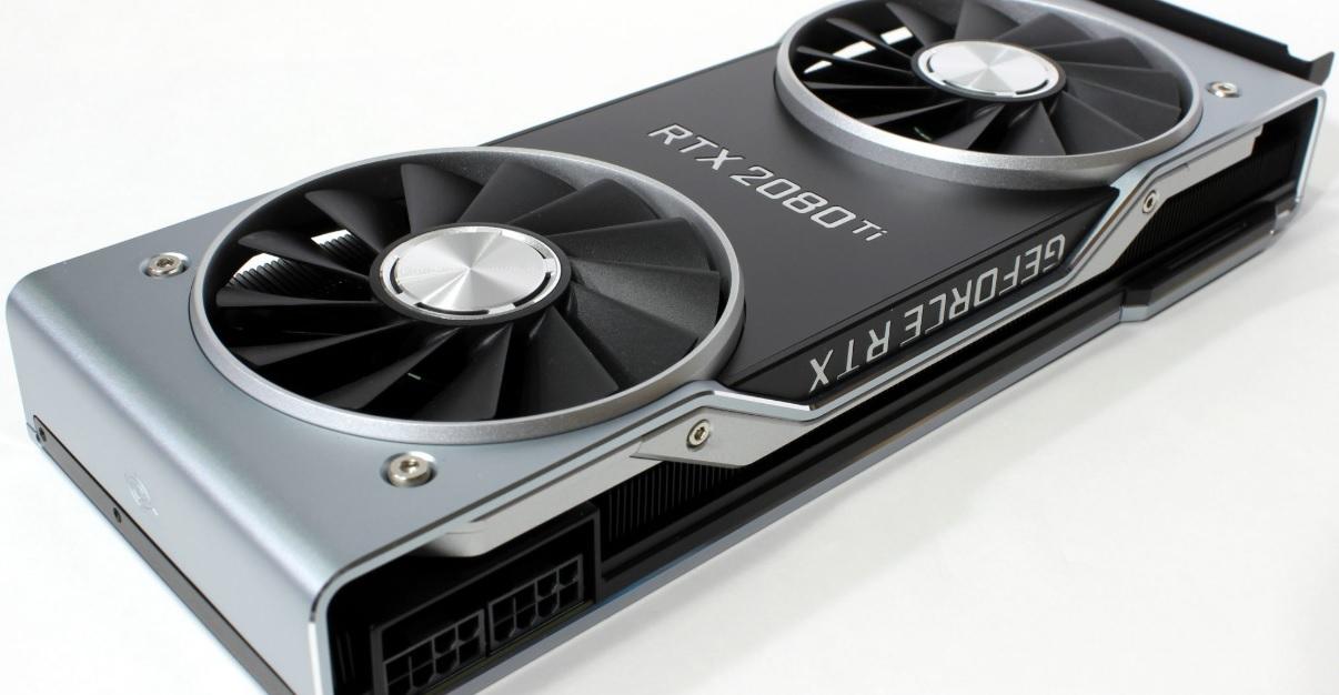 NVIDIA GeForce RTX 2080 T