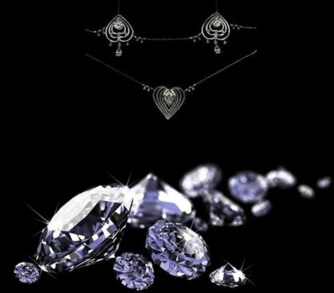 Бриллиантовое бикини