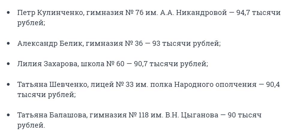 ЗП в Ростове-на-Дону