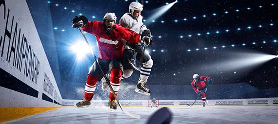 хоккей ставка на спорт