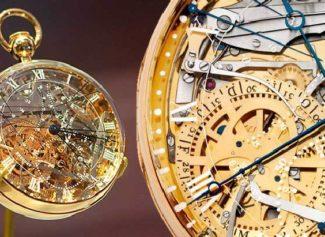 Самые дорогие наручные и карманные часы в мире