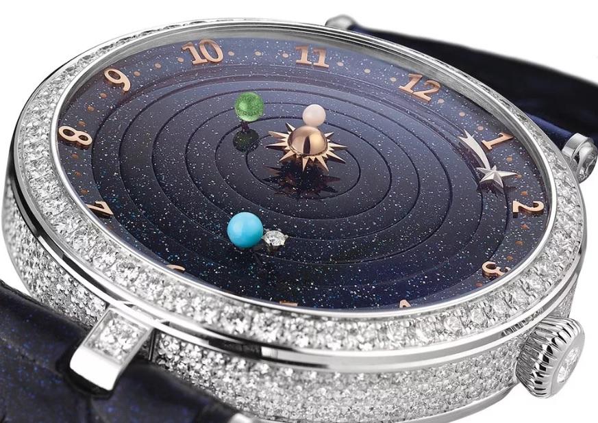 Van Cleef& Arpels Lady Planetarium