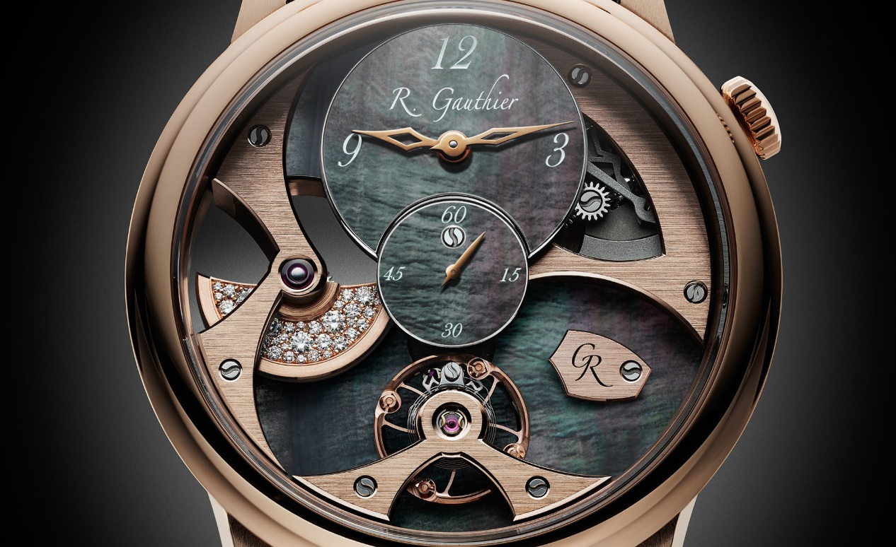 Romain Gauthier Insight Micro-Rotor Lady