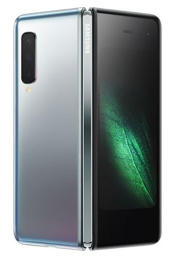 Внешняя панель Samsung Galaxy Fold