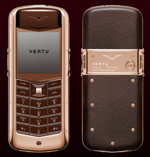 Vertu Constellation Pure Rose Gold