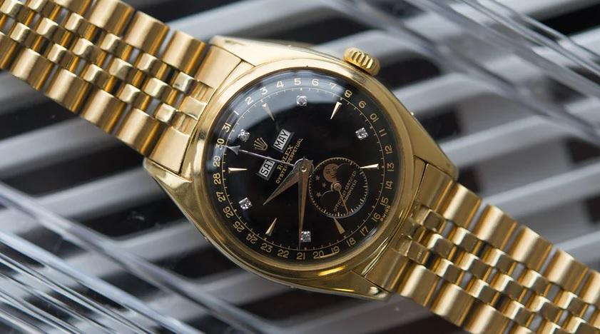 Rolex Bao Dai Ref. 6062