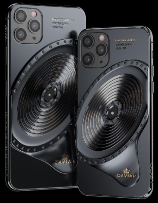 Caviar iPhone 11 Pro Max Vostok-1