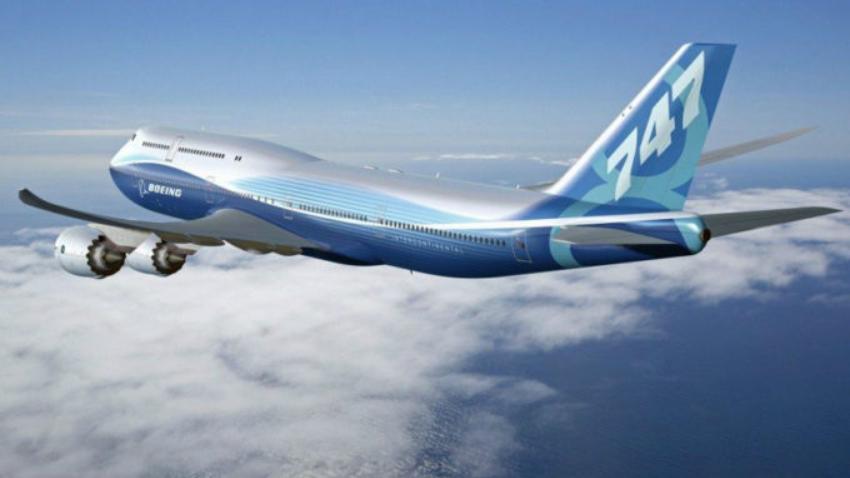 Boeing 747-81 VIP