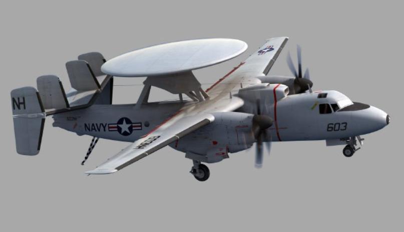 E-2D Advanced Hawkeye