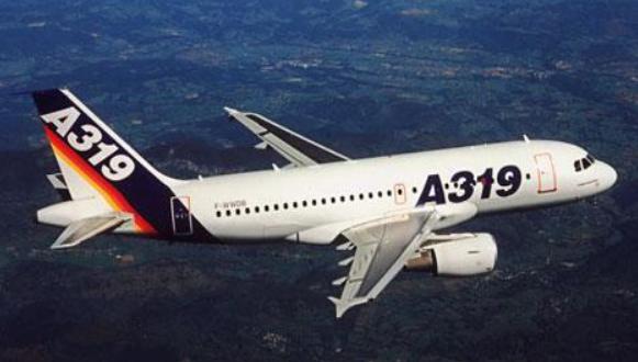 Аэробус А319