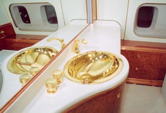 Салон Ил-96-300ПУ