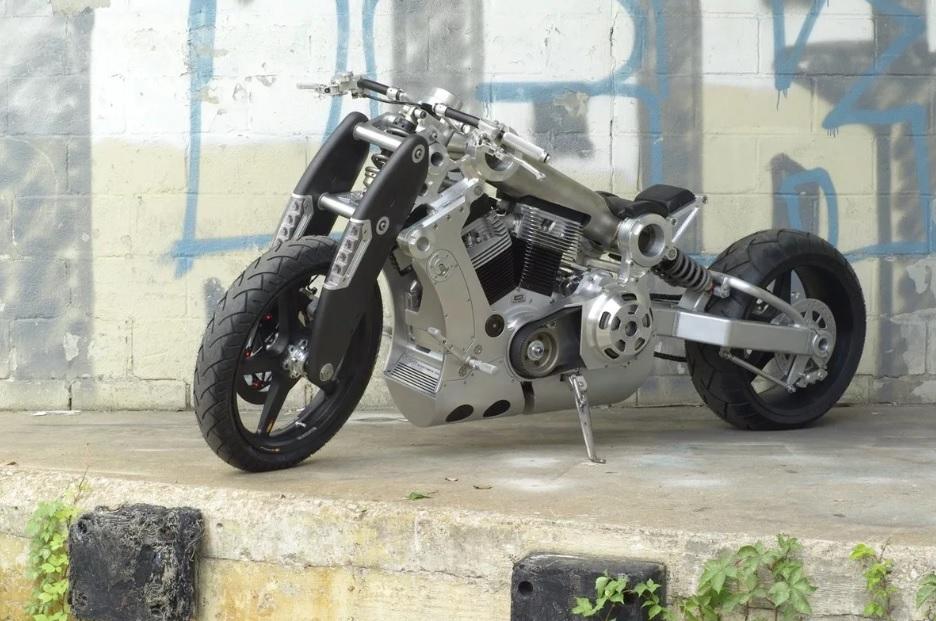 Мотоцикл за 11 млн долларов