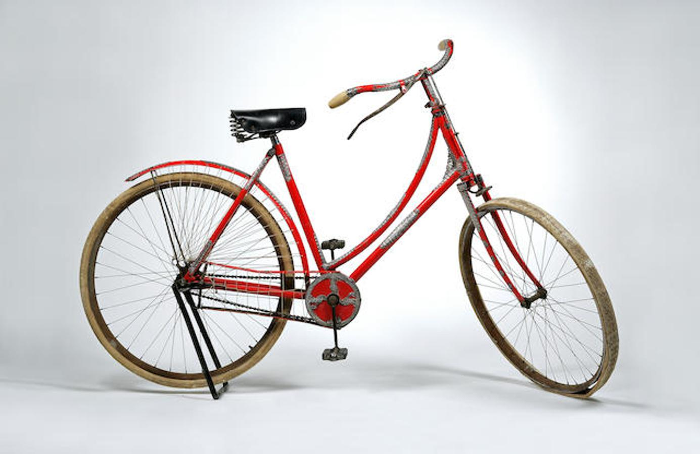 Rare Tiffany & Co Mounted Lady's Bike