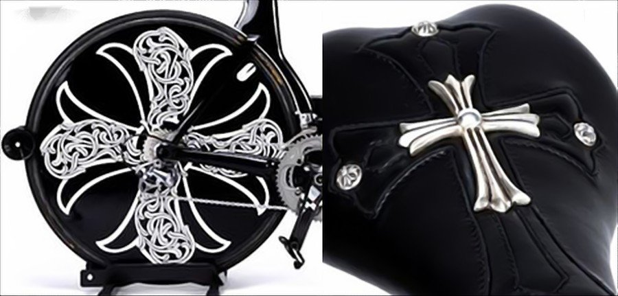 Chrome Hearts X Cervelo