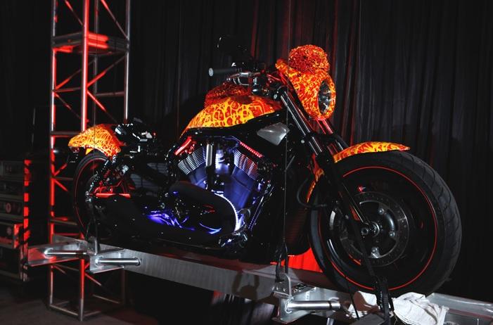 Harley-Davidson Cosmic Starship