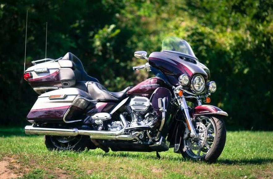 Harley-Davidson CVO limited, 2019