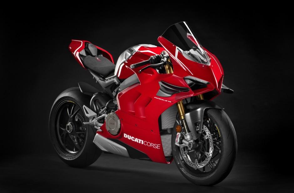 Ducati Panigale V4R-Livery