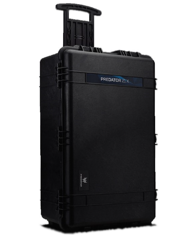 Кейс для Acer Predator 21X