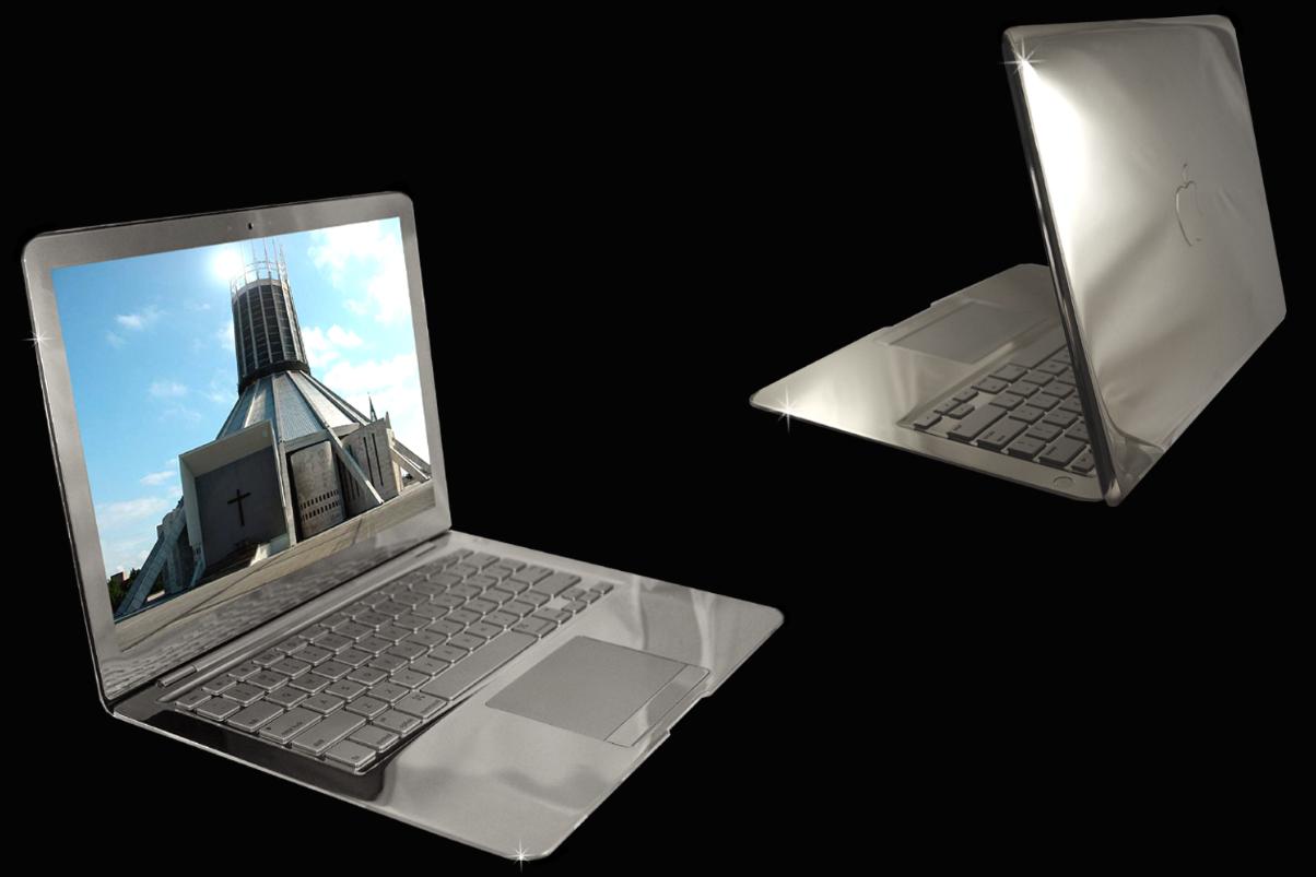 Apple MacBook Air SUPREME PLATINUM Edition