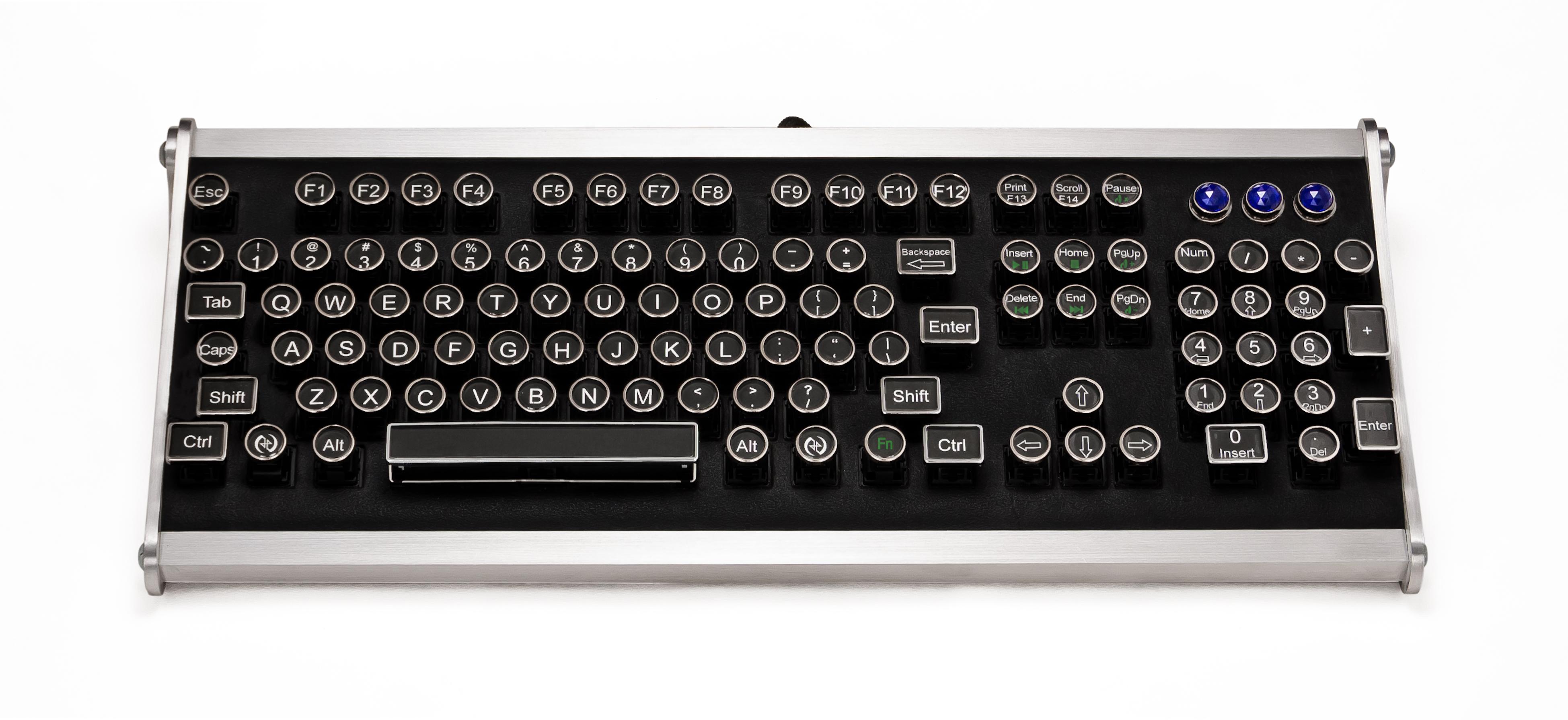 Datamancer Custom Keyboards